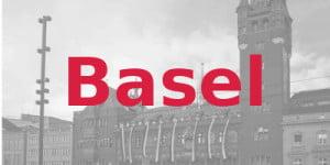 Foto des Bahnhofs von Basel