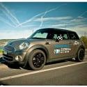 Fahrschulauto Mini Cooper der Fahrschule Rene Bacchi